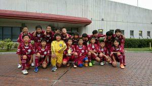 第69回姫路市市民大会4年の部-フェアプレー賞(4位)-